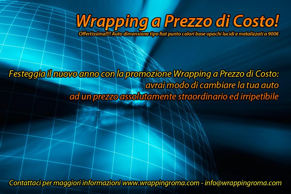 Promozione WrappingRoma
