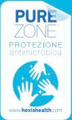 Logo pellicola antibatterica